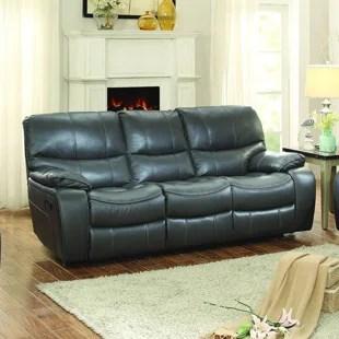 power reclining sofa made in usa mainstays baja futon sleeper loveseats sofas you ll love wayfair quickview