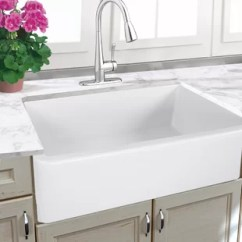 Kitchen Sink White Fifth Wheel With Outdoor 33 Inch Farmhouse Wayfair Cape 32 75 X 18