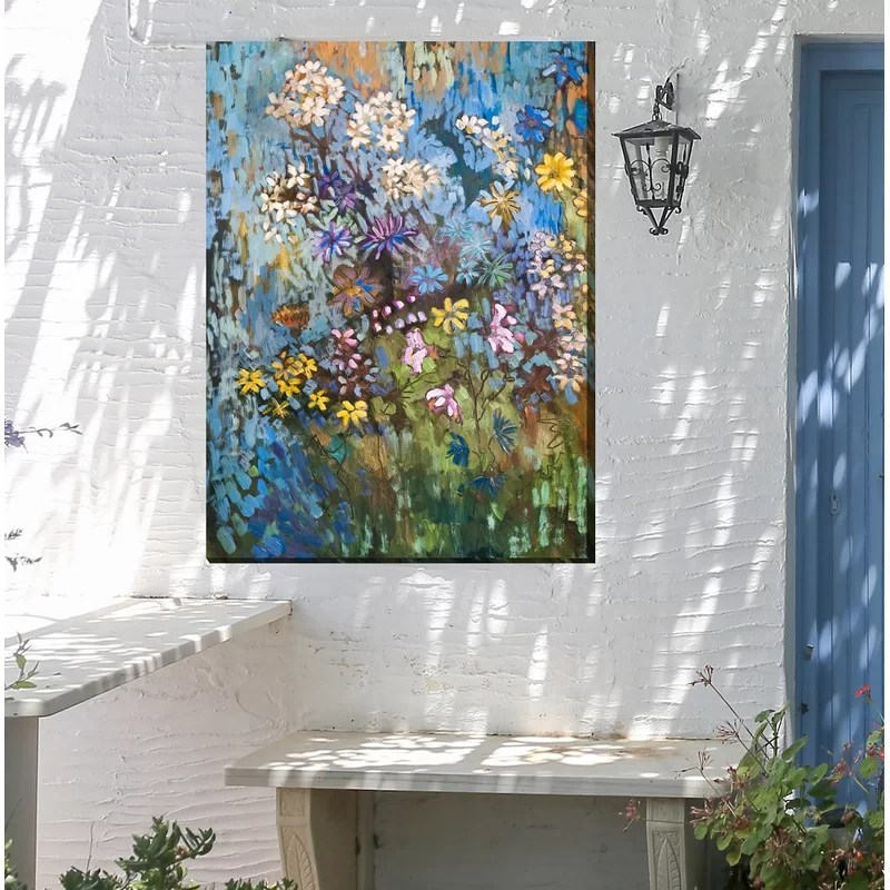 bonny summer s legacy outdoor wall decor