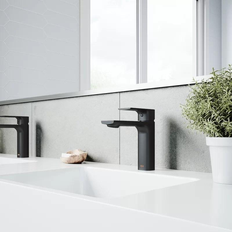 davidson single hole bathroom faucet