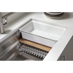 Undermount Single Bowl Kitchen Sink Bar Designs Kohler Prolific 33 L X 17 3 4 W 11