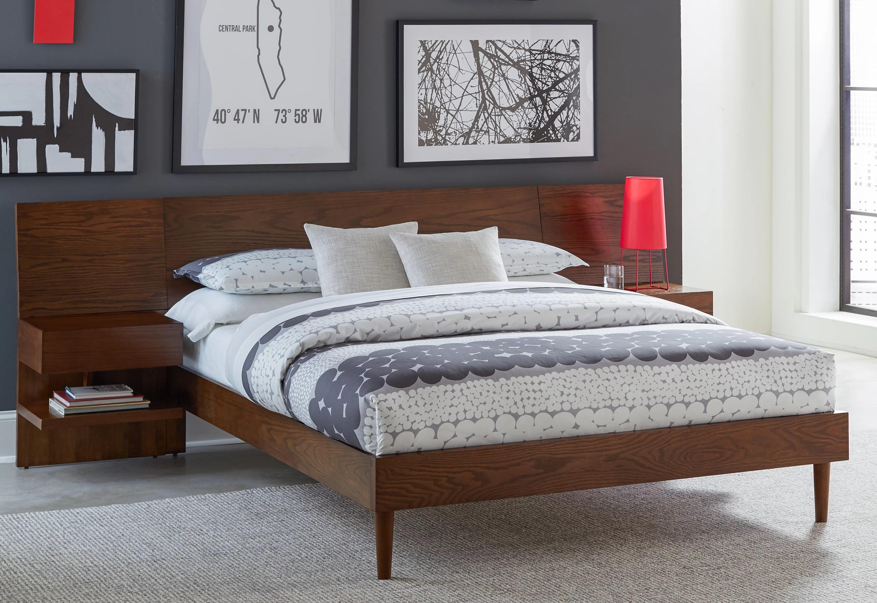 Allmodern Alma Low Profile Storage Platform Bed Reviews