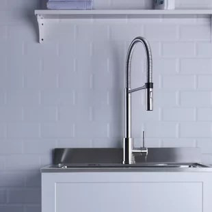 25 25 l x 22 w laundry sink with faucet