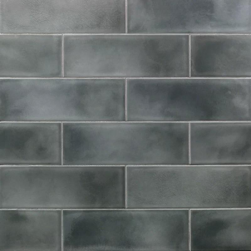 piston camp 4 x 12 ceramic stone look subway tile