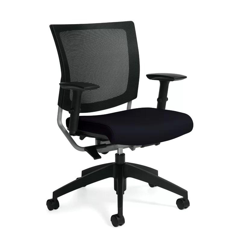 office chair posture lobster high global total graphic mesh desk wayfair