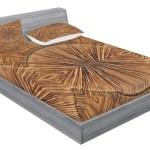 East Urban Home Boho Bamboo Primitive Eastern Jagged Wood Sheet Set Wayfair