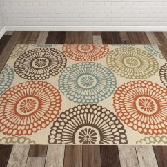 Memory Foam Kitchen Runner What Is The Best Faucet Bungalow Rose Douane Orange/brown Area Rug & Reviews | Wayfair