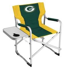 Green Bay Packers Chair Oversized Patio Cushions Logo Brands Alumni Folding Camping Wayfair