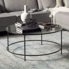 Glass Living Room Table Screen Dividers Coffee Tables You Ll Love Wayfair Quickview