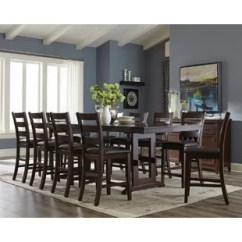 10 Chair Dining Table Set Office In Chennai Seater Wayfair Richmond Counter Height