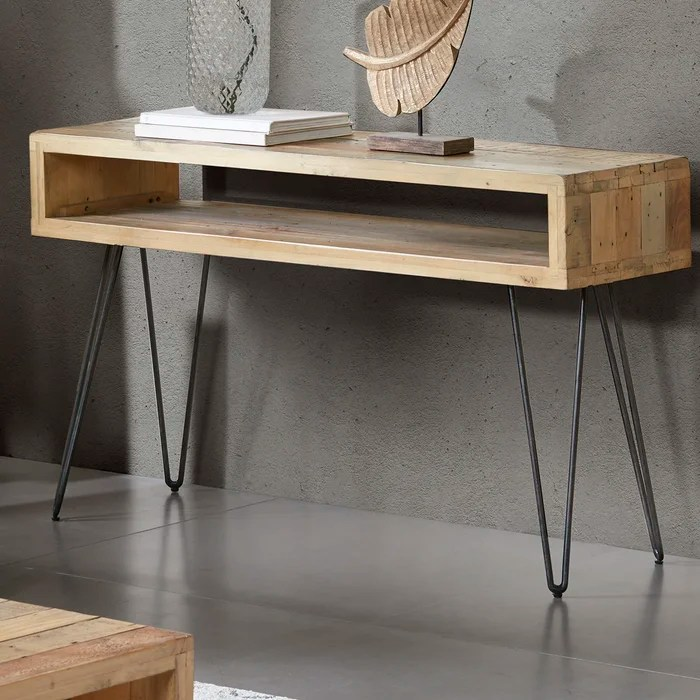 stella sofa table best place for cheap beds foundry select console wayfair ca