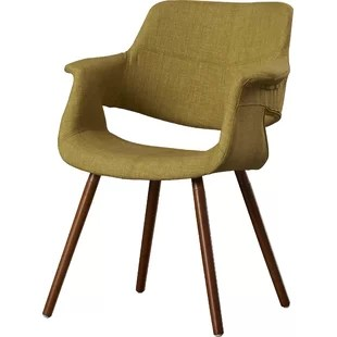dining chair with armrest modern side chairs joss main quickview