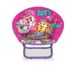 Saucer Chair For Kids Poly Rocking Lancaster Pa Wayfair Shopkins
