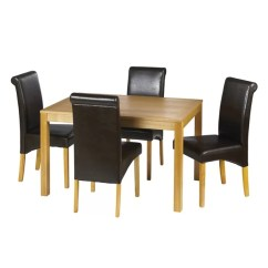 Dining Table And Chair Sets Ergonomic Kuwait Kitchen Chairs You Ll Love Wayfair Co Uk