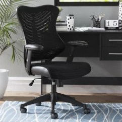 Office Chairs Ergonomically Correct Barcelona Chair Mies Van Der Rohe Ergonomic You Ll Love Wayfair Quickview