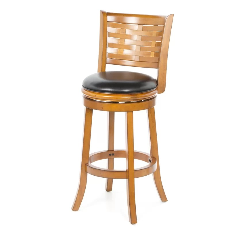 Ansari Swivel Bar & Counter Stool