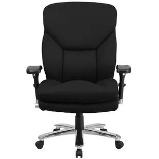 swivel chair no castors teak chairs without casters wayfair pyron desk