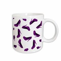 Pink High Heel Chair Inglesina Fast Table Black Wayfair Shoes Coffee Mug