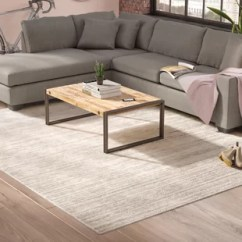 Neutral Rugs For Living Room Package Deals Machine Washable Wayfair Bridgeton Distressed Modern Gray Cream Sleek Area Rug
