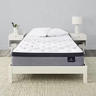 serta perfect sleeper 14 plush pillow top hybrid mattress