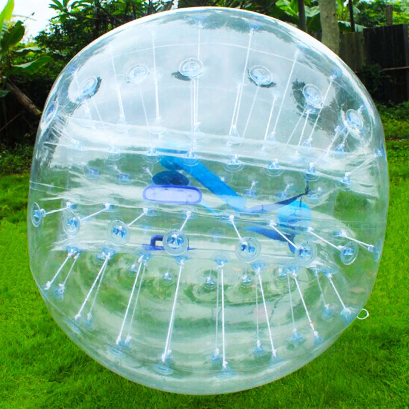 inflatable soccer ball chair babies sit up sunriseoutdoorltd body zorb bumper human
