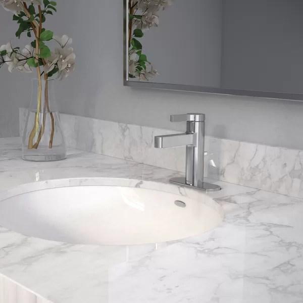 mid century bathroom faucet