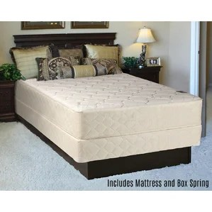 Orthopedic Back Support Long Lasting 10 Mattress And Box Spring
