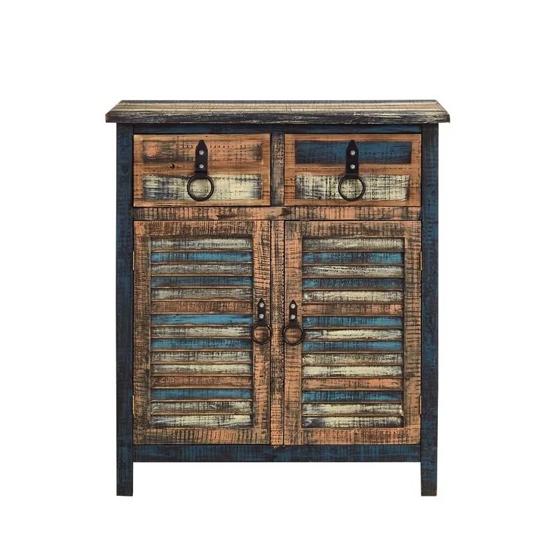 varela 2 drawer accent cabinet