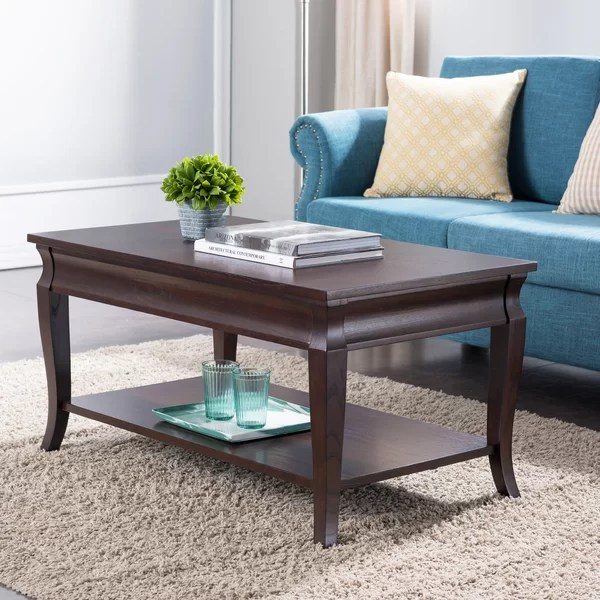 Isidore Condo Apartment Coffee Table