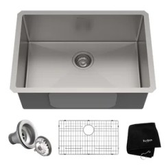 Mobile Home Kitchen Sink Faucet Clearance Wayfair Standart Pro 26 X 18 Undermount