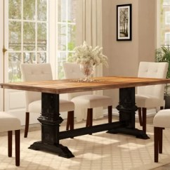 Wood Table Kitchen Dining Room Paint Colors 32 Wide Wayfair Quickview