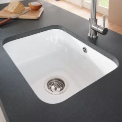 Ceramic Kitchen Sink Espresso And White Cabinets Sinks You Ll Love Wayfair Co Uk Quickview 0 Apr Financing