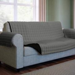 Sofa Box Cushion Covers Tufted For Cheap Wayfair Basics Slipcover Reviews