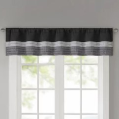 Kitchen Valance Granite Counter Tops Window Valances Cafe Curtains You Ll Love Wayfair Ca Save
