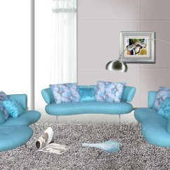 Blue Leather Living Room Sets Off White Ideas Orren Ellis Palomo 4 Piece Set Reviews Wayfair
