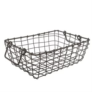 Wire Baskets and Metal Bins, Boxes and Baskets You'll Love