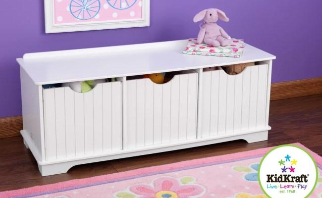 Kidkraft Nantucket Storage Bench Reviews Wayfair
