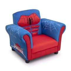 Childrens Upholstered Chairs Hanging Chair Sams Club Delta Children Spider Man Kids Reviews Wayfair