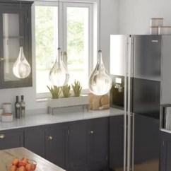 Kitchen Pendant Sink Light Fixtures Lights You Ll Love Wayfair Ca Neal 1 Teardrop