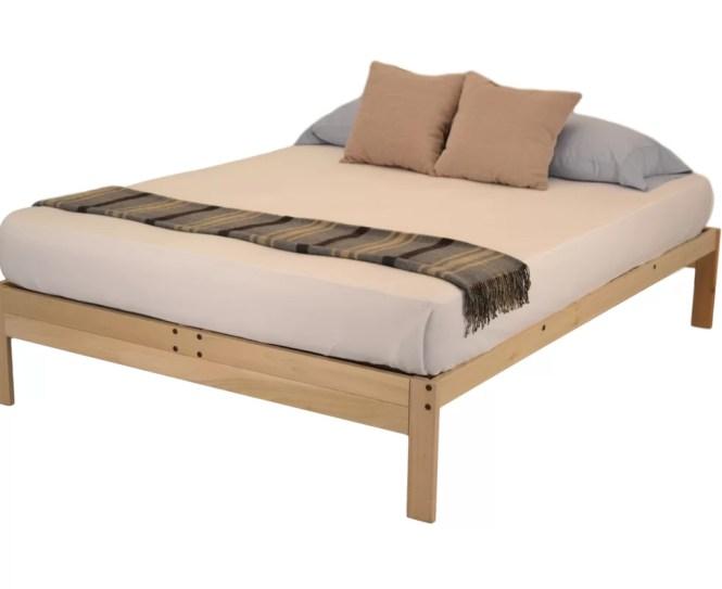 Nomad 2 Platform Bed