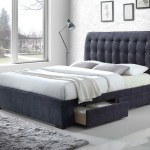 Rosdorf Park Rutland King Upholstered Storage Platform Bed Wayfair