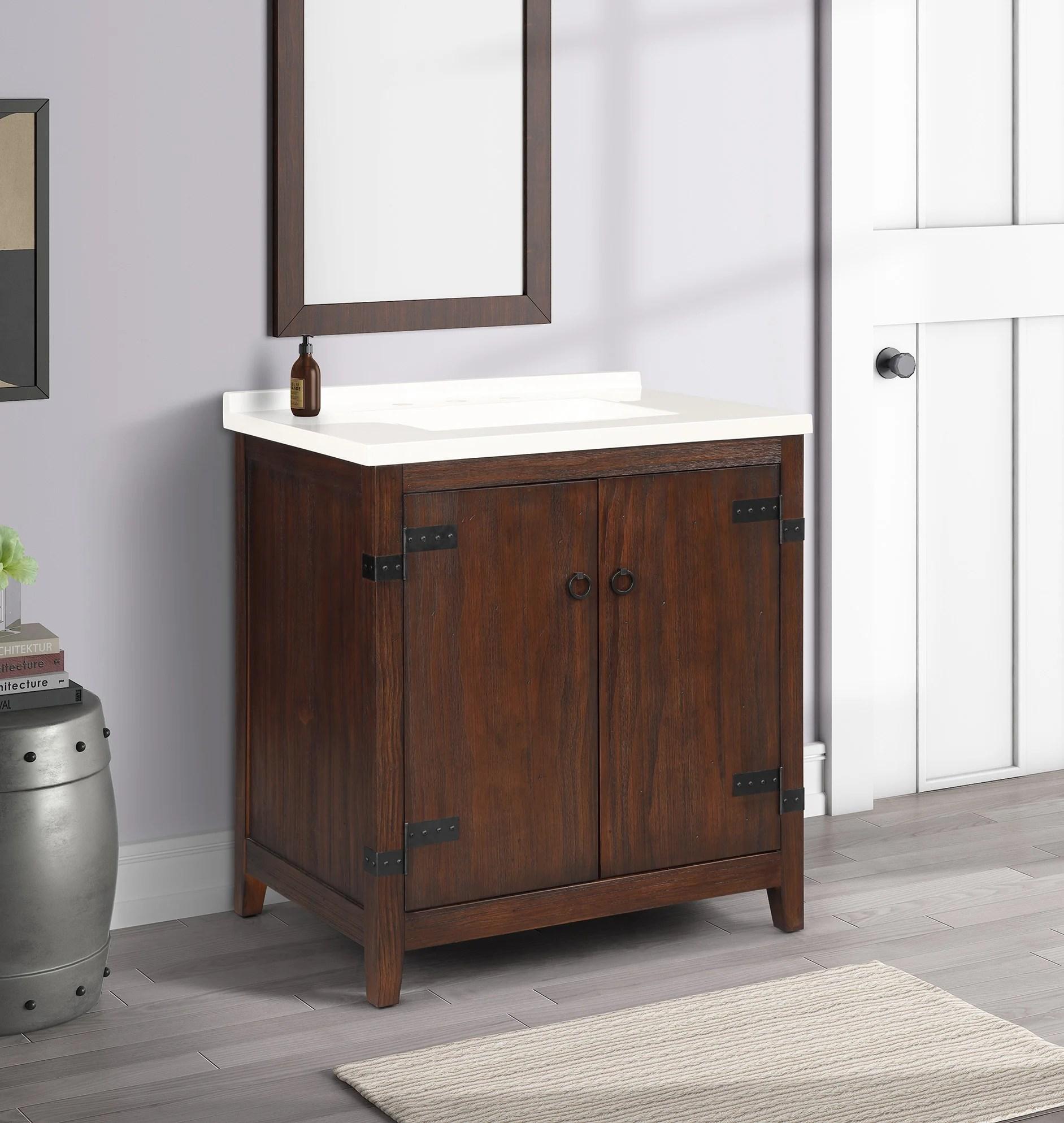 https www wayfair com home improvement pdp loon peak 31 single bathroom vanity set w003277291 html
