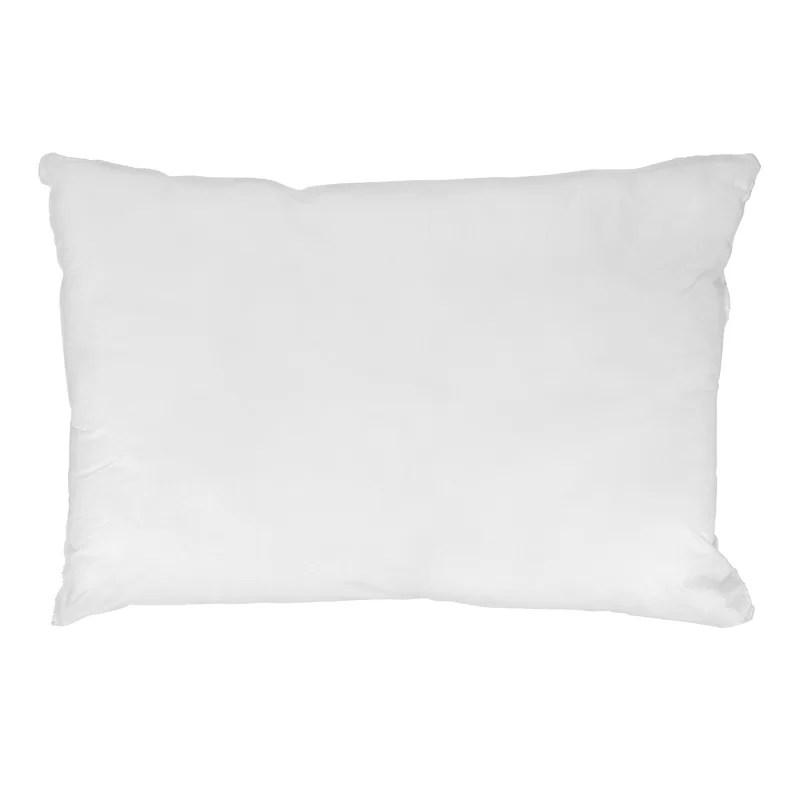 rectangular hollowfibre cushion pad