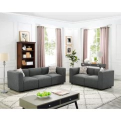 Sofa Set For Living Room Design How To A Very Small Sets You Ll Love Wayfair Ca Nash 2 Piece Modular By Zipcode