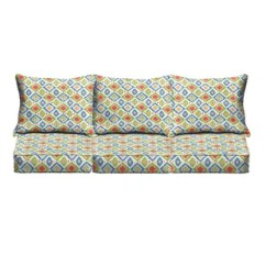 Replacement Cushions For Sleeper Sofa Loveseat Sectional With Chaise Back Wayfair Outdoor Cushion