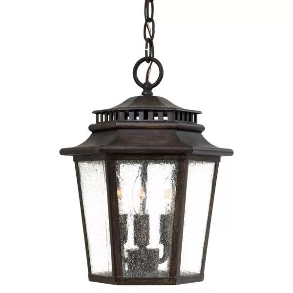 outdoor hanging lights