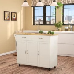 Pictures Of Kitchen Islands Wire Cart Birch Lane Quickview