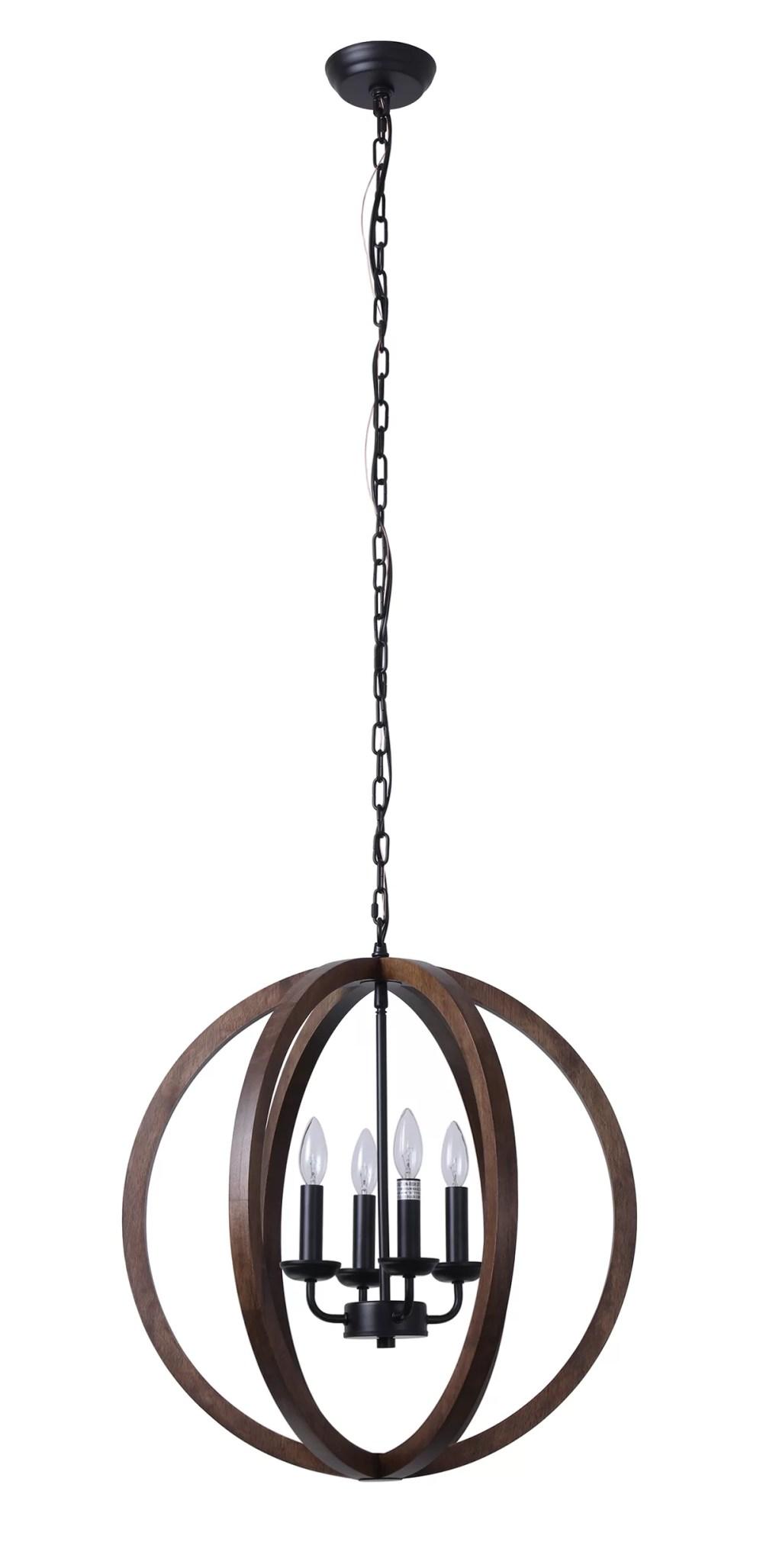 medium resolution of linealighting terra 4 light globe chandelier wayfair ca terra 4 light crystal chandelier wayfair on basic electrical wiring