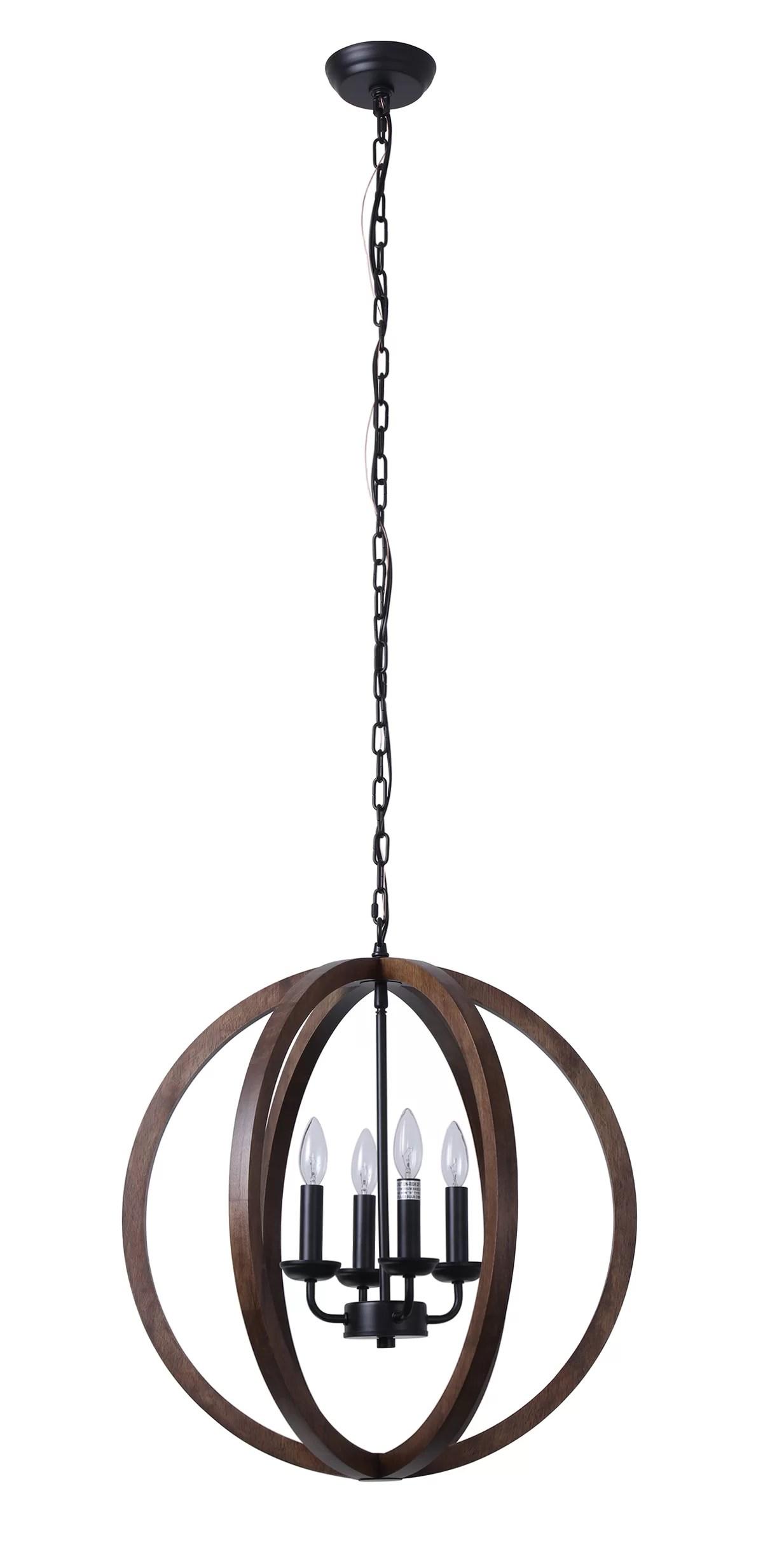hight resolution of linealighting terra 4 light globe chandelier wayfair ca terra 4 light crystal chandelier wayfair on basic electrical wiring