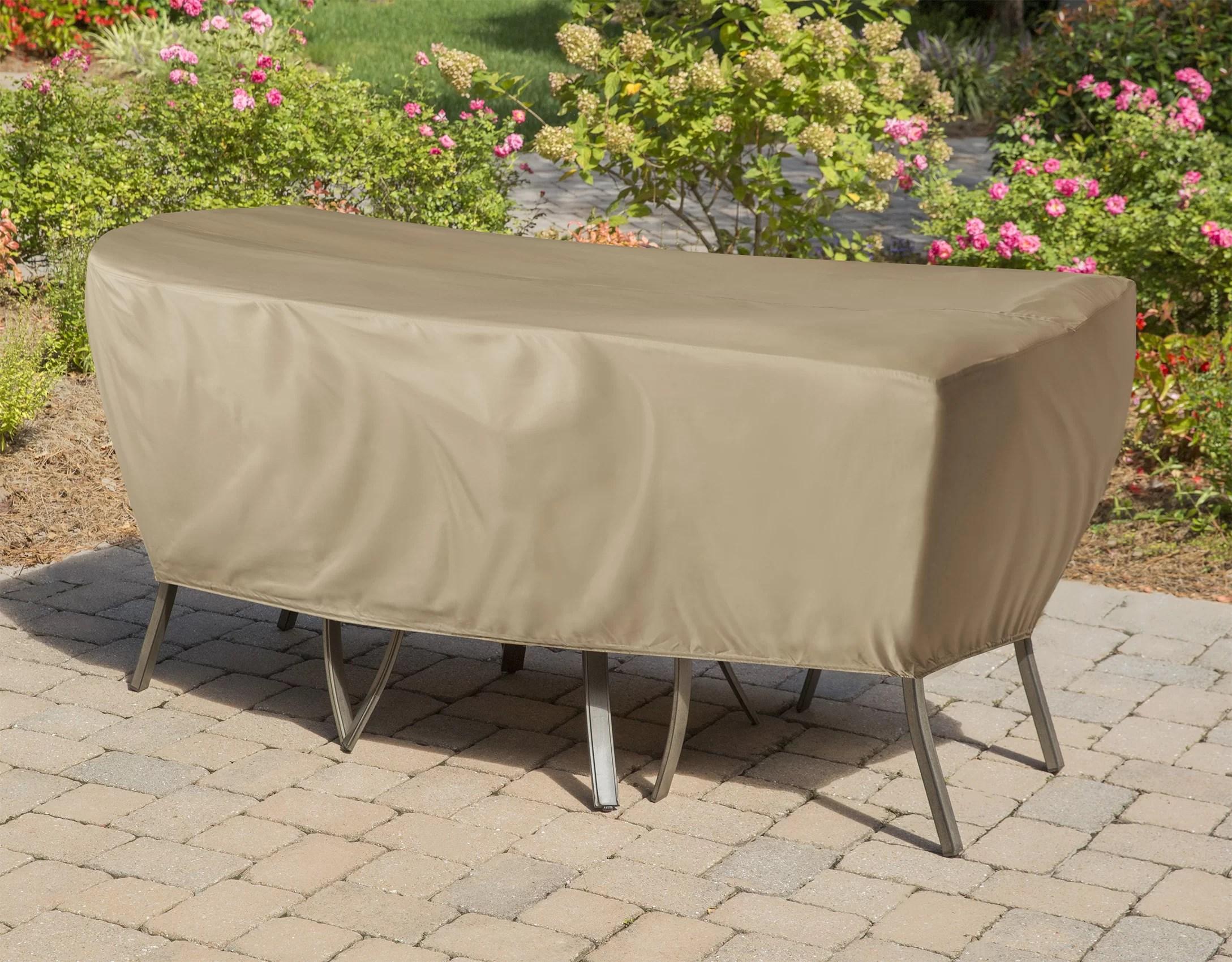 https www wayfair com storage organization pdp arlmont co vinyl patio dining set covers frpk2219 html